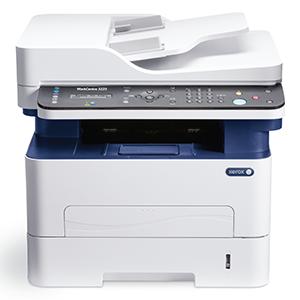 Impresora multifunción Xerox WorkCentre 3225 blanco y negro compacta