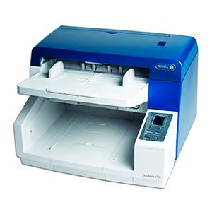 Escáner Xerox DocuMate 4790`de produccion hasta A3