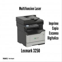 MULTIFUNCION LEXMARK XM3250 B/N DUPLEX