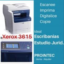 MULTIFUNCION XEROX 3615 USADO OFICIO