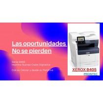 IMPRESORA MULTIFUNCION XEROX B405 USADA CON GTIA