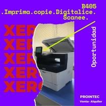 MULTIFUNCION XEROX B405 USADA CON GTIA