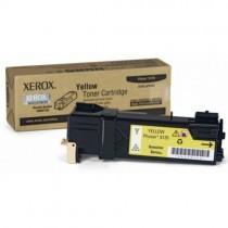 Toner Original Xerox 6125 Yellow  Rinde 1.000 paginas