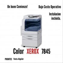 IMPRESORA MULTIFUNCION XEROX 7845 COLOR A3 USADA