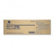 Unidad de Revelado Minolta C220/ C280/ C360 Cyan