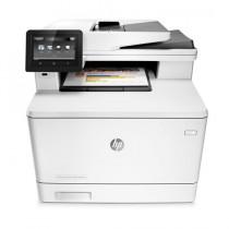 Impresora multifunción HP Color LaserJet Pro M477fdw