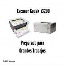 SCANNER KODAK I3200 ALTA PRODUCCION
