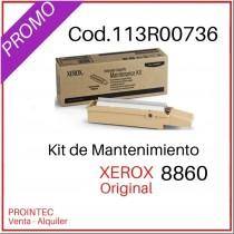 Kit de Mantenimiento Xerox  8860      Rinde 30.000 paginas