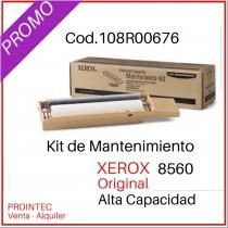 KIT DE MANTENIMIENTO XEROX 8560 PN 108R00676