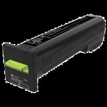 Toner Original Lexmark CS820/ CX820/ CX825 Negro