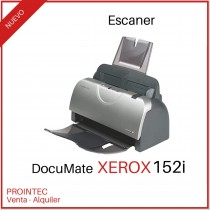 SCANNER XEROX DOCUMATE 152I DUPLEX USB