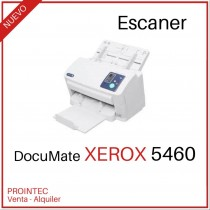 SCANNER XEROX DOCUMATE 5460 DUPLEX USB