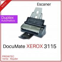 Escáner Xerox DocuMate 3115 Duplex