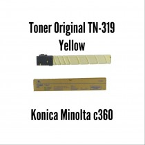 Toner Original Minolta C360 Yellow