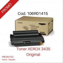 Toner Original Xerox 3435   Rinde 10.000 paginas