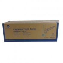 Unidad de Imagen Original Minolta Magicolor 7450 Cyan
