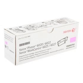 Toner Xerox Workcenter 6027 Magenta   Rinde 1000 paginas